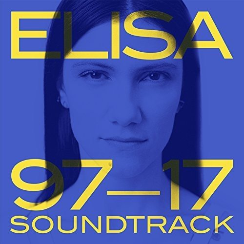 Elisa Soundtrack 97-17 Album Cover artwork 01