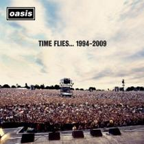 Copertina Time Flies... 1994 2009 - Oasis