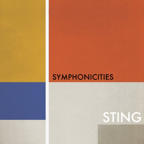Sting Symphonicities cd cover