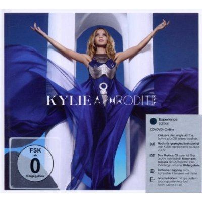 Aphrodite cd cover front