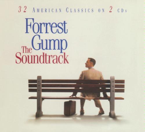 Forrest Gump Copertina CD