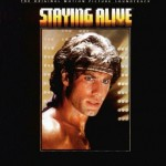 staying alive copertina cd