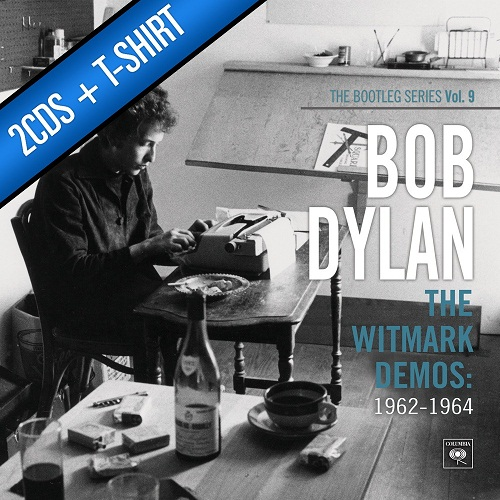 The Bootleg Series Vol. 9 - The Witmark demos copertina cd