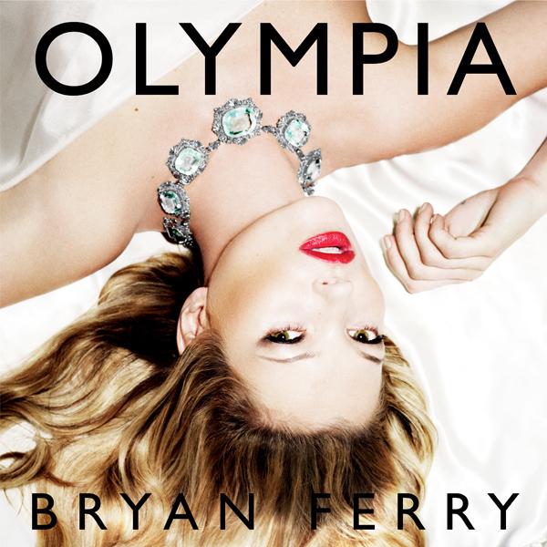 Bryan Ferry - Olympia - Copertina cd