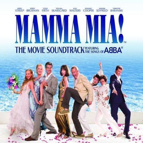 film Mamma mia! copertina cd