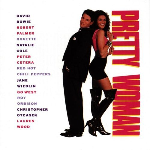 Pretty Woman copertina disco