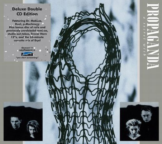 propaganda - a secret wish - copertina cd