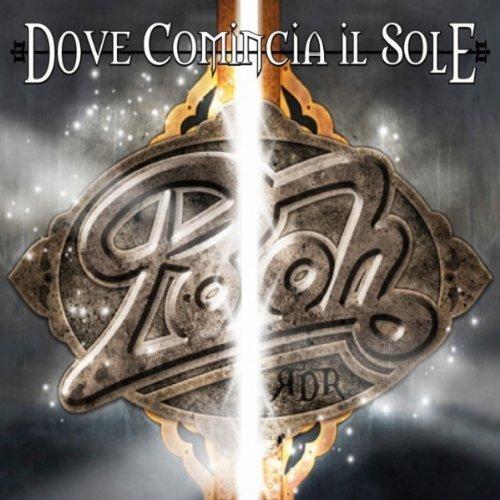 Pooh - Dove comincia il sole - copertina cd