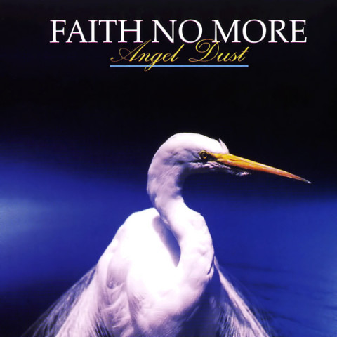 faith no more angel dust album cover