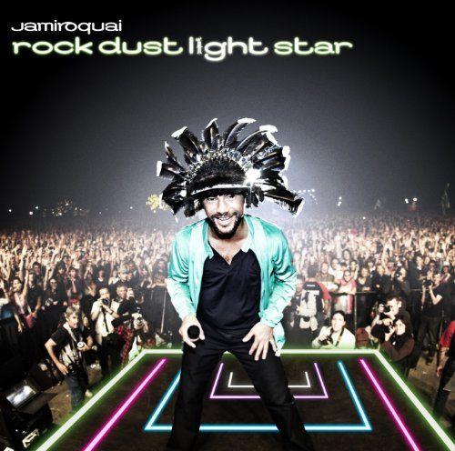 jamiroquai rock dust light star copertina album