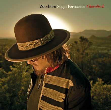 Zucchero Chocabeck Copertina Album