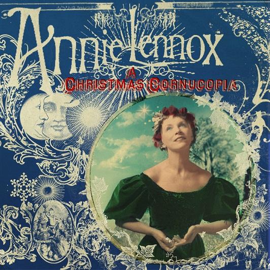Annie Lennox A Christmas Cornacopia copertina cd