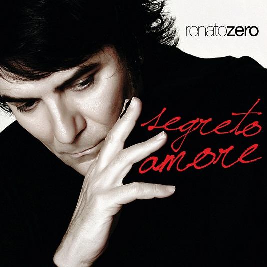 Renato Zero - Segreto Amore - copertina album