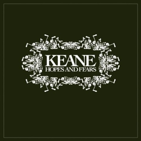 Keane hope and fears album cover
