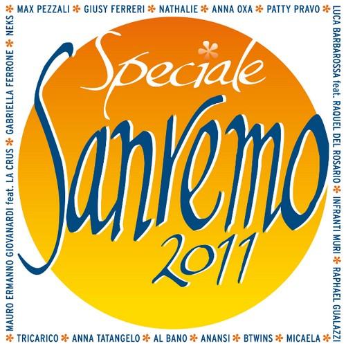 Speciale Sanremo copertina disco
