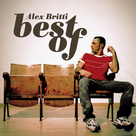 alex britti best of copertina album