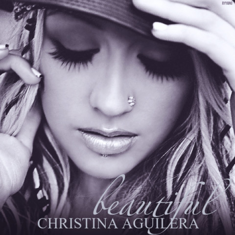 christina-aguilera-beautiful-single-cover