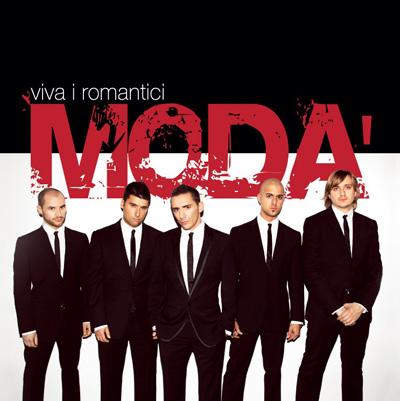 viva i romantici cd cover