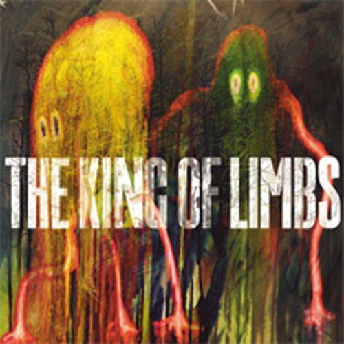Radiohead The King Of Limbs Cd Cover E Tracklist M Amp B