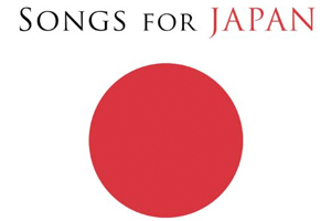 songs for japan cover