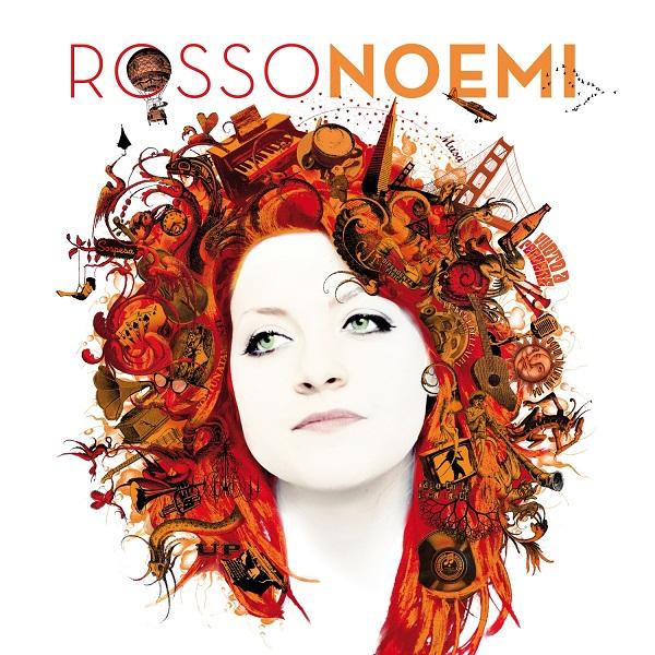 RossoNoemi copertina album
