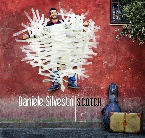 daniele silvestri scotch copertina cd