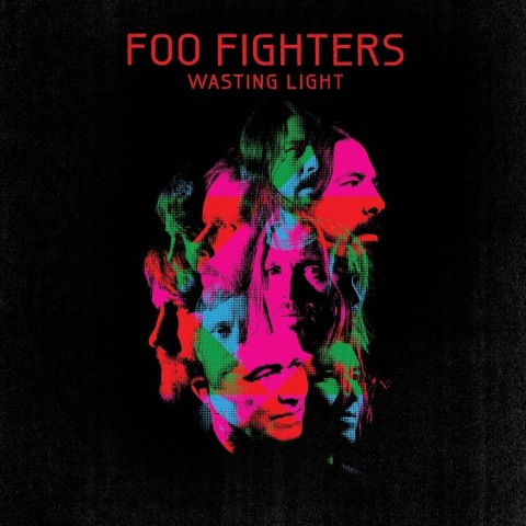Foo Fighters Wasting Light copertina album