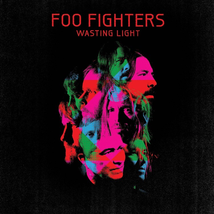 Foo Fighters Wasting Light Cd Cover E Tracklist M Amp B