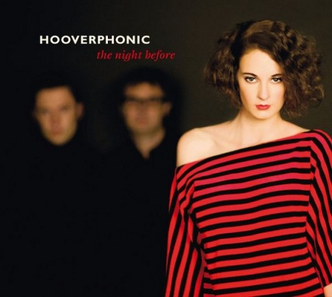 hooverphonic the night before copertina cd