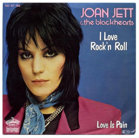 Joan Jett e the Blackhearts I Love Rock N Roll