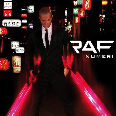 raf numeri 2011 copertina album