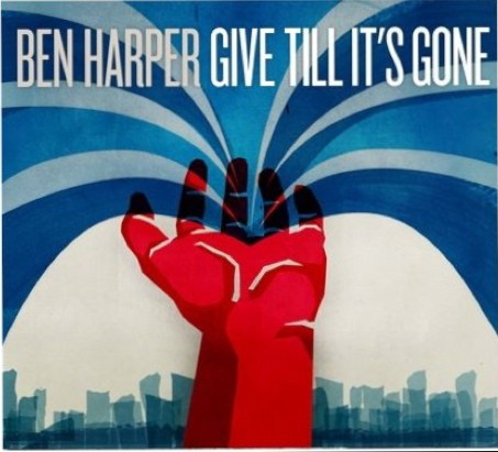 Give Till It's Gone copertina album