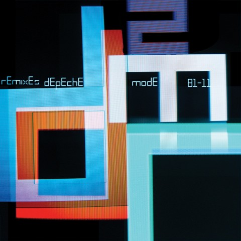 Depeche Mode: 'Remixes 2: 81-11 disc cover