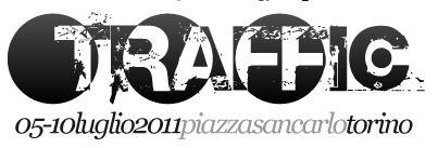 traffic free festival logo