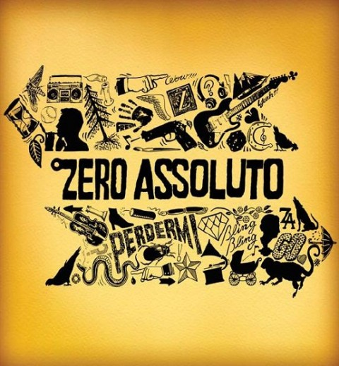 Zero Assoluto perdermi album cover