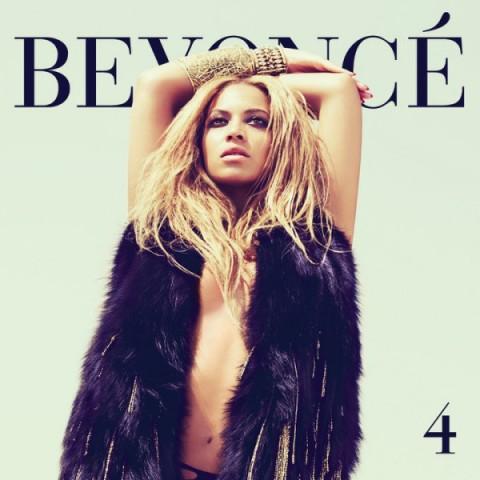 Beyoncé 4 copertina cd