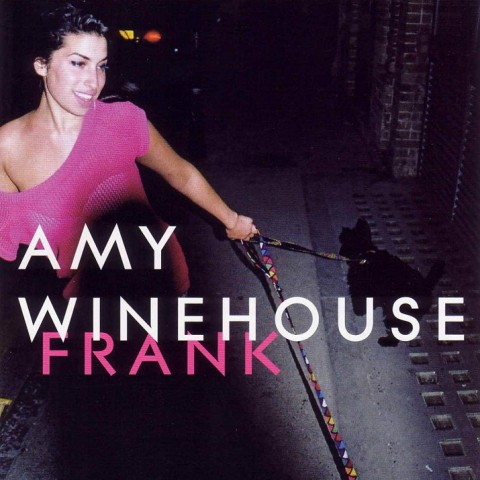amy winehouse frank copertina album