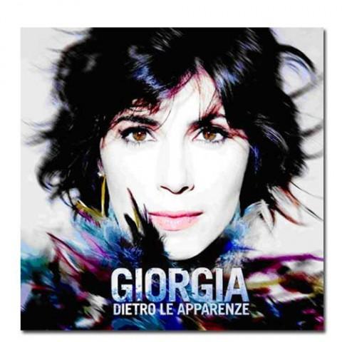 Giorgia Dietro le Apparenze cd cover