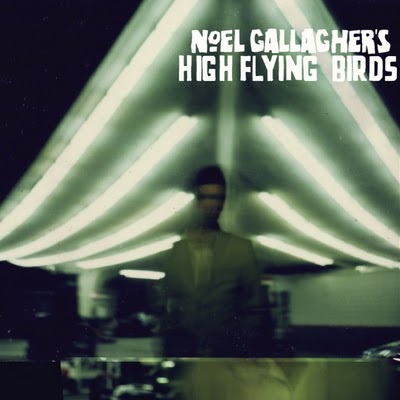 noel gallagher's high flying birds copertina cd