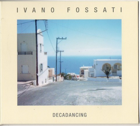 ivano fossato decadancing copertina cd