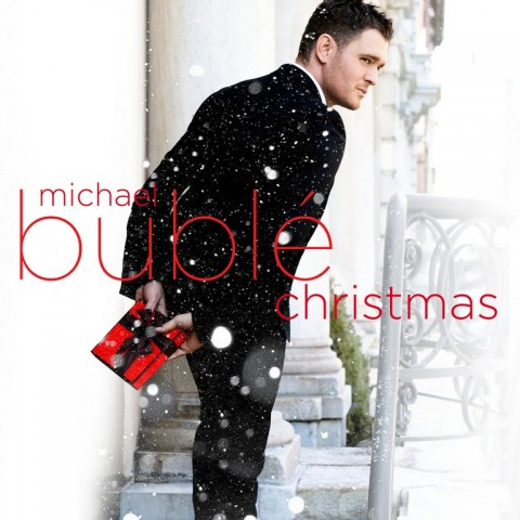 Michael Bublé christmas copertina cd