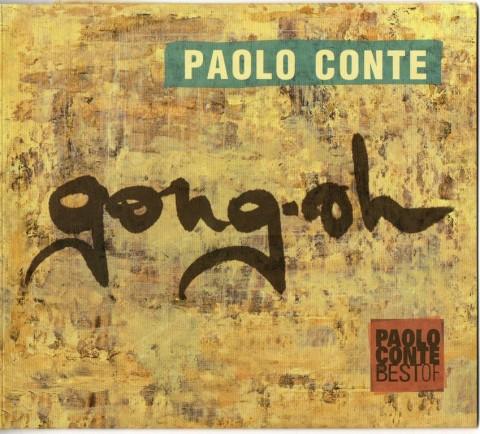 paolo conte gong oh copertina album