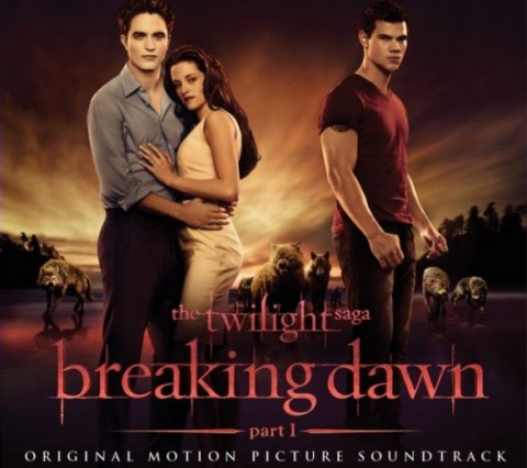 twilight saga breaking down part 1 copertina cd