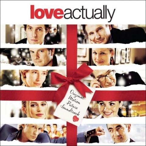 love actually l'amore davvero copertina disco