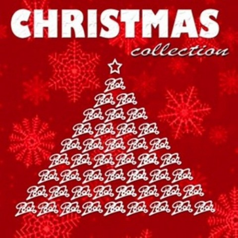 Christmas Collection dei Pooh copertina album