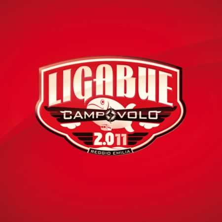 ligabue Campovolo 2.011 copertina album