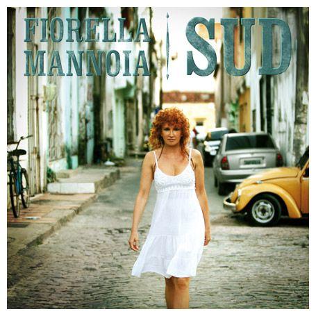 Fiorella Mannoia Sud copertina album