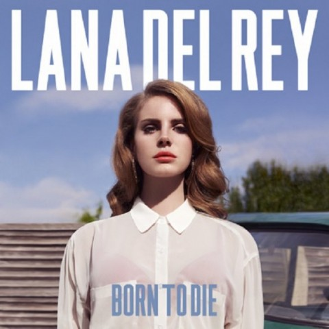 lana del rei born to die copertina album