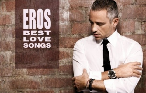 eros best love songs copertina album