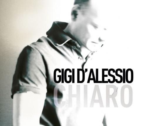 Gigi D'alessio Chiaro copertina album